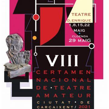 Comença la VIII Edició del Certamen Nacional de Teatre Amateur Ciutat de Carcaixent
