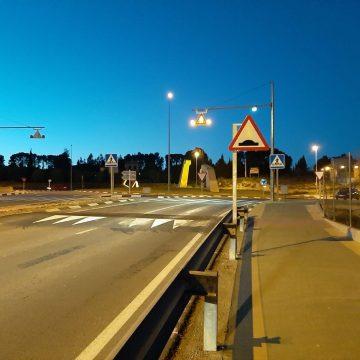La Generalitat Valenciana millora la seguretat de la rodona sud del Pont del Salt del Bou a petició de l'Ajuntament