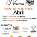 El Mercat de Boixets de la Comunitat Valenciana arriba a la Font d'En Carròs