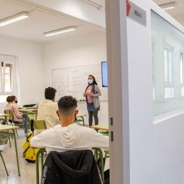 Cullera reforma integralment l'Escola Permanent d'Adults dotant-la de major eficiència energètica, accessibilitat i habitabilitat