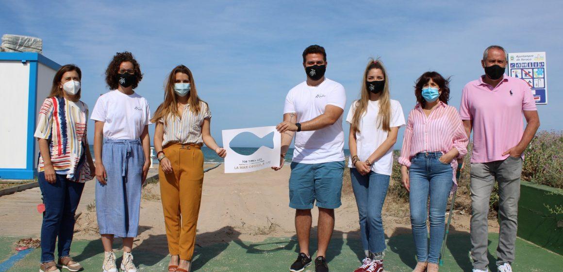 Xeraco i l'ONG Xaloc inicien el projecte «La mar comença aquí»