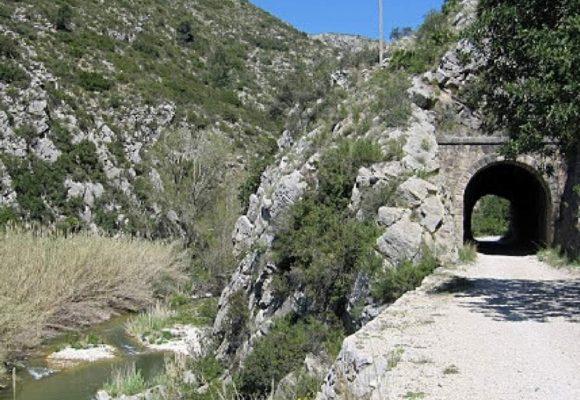 Avança el projecte de la Via Verda Alcoi-Gandia en el seu pas per Vilallonga