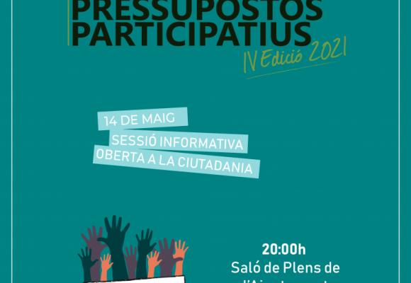 La Font d'En Carròs presenta la IV Edició dels Pressupostos Participatius