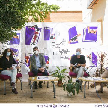 La Plaça del Llibre arriba a Gandia: un festival literari en valencià amb més de 40 activitats programades