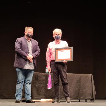 Sueca reconeix l'alumnat premiat per la seua distinció de 'Rendiment Acadèmic'