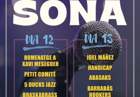 El Festival «Sueca Sona» presenta el seu cartell