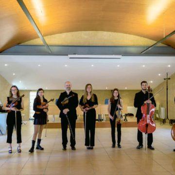Naix Marinae Ensemble, la jove iniciativa que reivindica la música de cambra