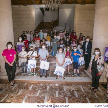 Gandia, Carcaixent, Bellreguard i Dénia reconegudes per UNICEF com a Ciutats Amigues de la Infància
