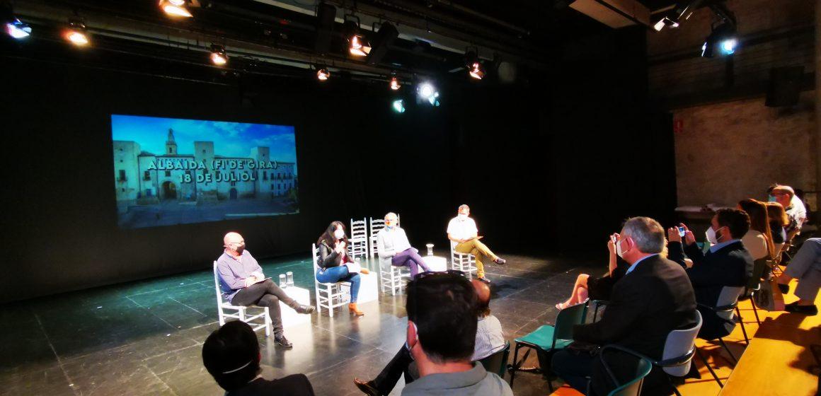 Albaida tancarà la gira de les Europes Menudes d'Escena Erasmus