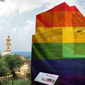 La Font d'En Carròs se suma a la celebració del Dia de l'Orgull LGTBI