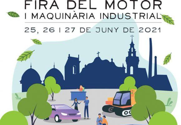 Oliva presenta la XXXI Fira del Motor i Maquinària Industrial per als dies 25, 26 i 27 de juny