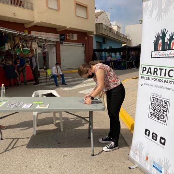 Els pressupostos participatius de la Font d'En Carròs eixen al carrer