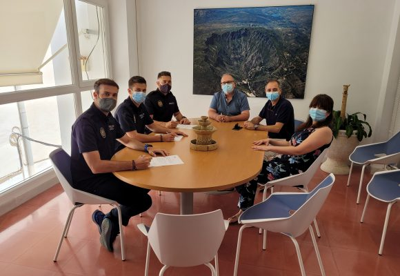 Vilallonga incorpora tres agents al cos de la Policia Local