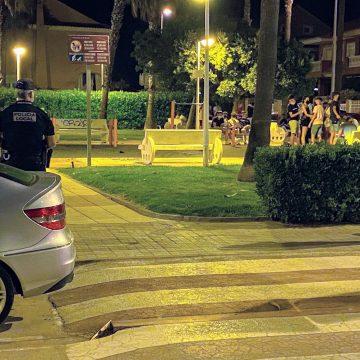 La Policia Local de Sueca redobla esforços per a vetlar pel compliment de la normativa anti covid