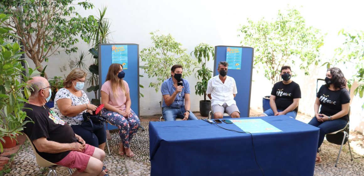 """Oliva presenta la cinquena edició de """"Música a la mar"""""""