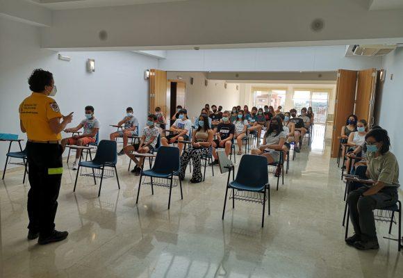 Xeraco posa en marxa un estiu més el voluntariat ambiental amb 40 joves
