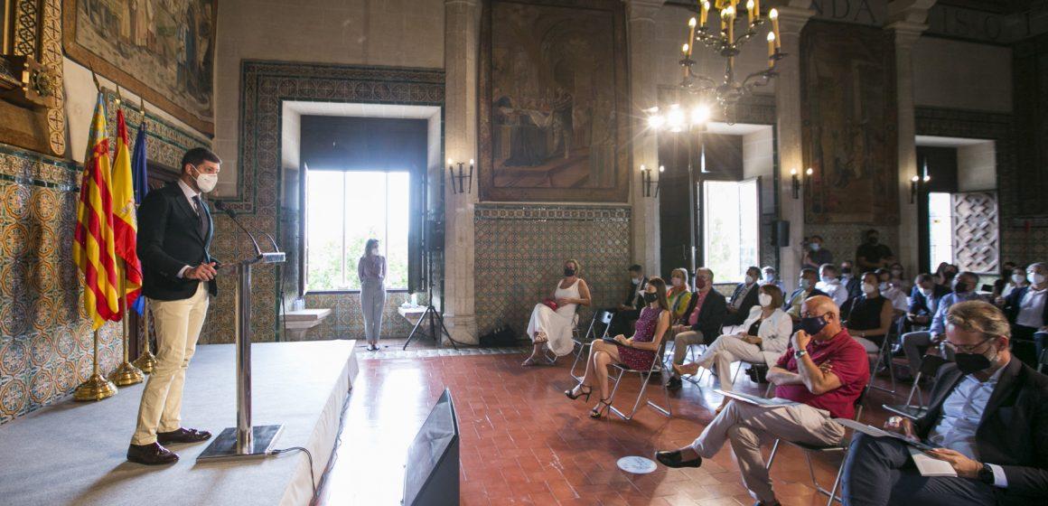Gandia acull la jornada 'eHealth Future' i es postula com a ciutat de referència en innovació i salut