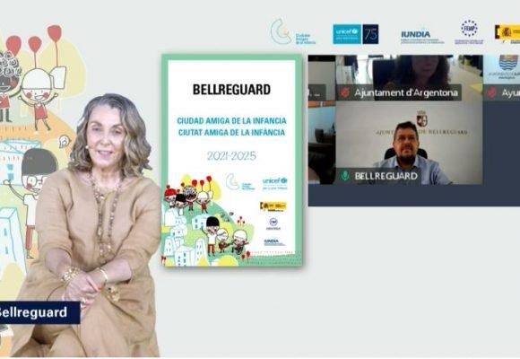 Gandia, Carcaixent, Bellreguard i Dénia reben el reconeixement d'UNICEF com a Ciutats Amigues de la Infància
