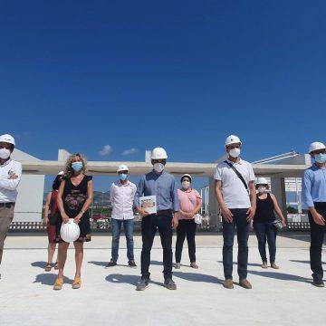 L'institut escola de la Font d'en Carròs estrenarà instal·lacions en setembre