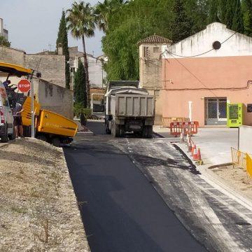 Montaverner millora camins del terme municipal afectats per la DANA del 2019