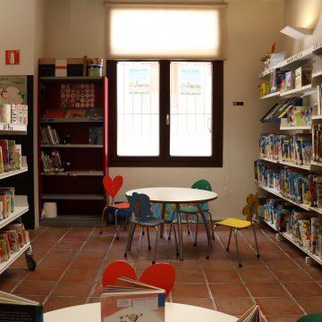 La Biblioteca d'Oliva obri de nou al públic la seua Sala Infantil