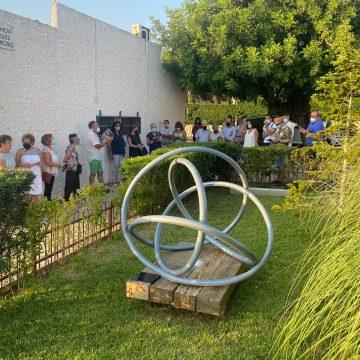 La urbanització Sant Blai de Carcaixent es torna a convertir en un espai d'art a l'aire lliure