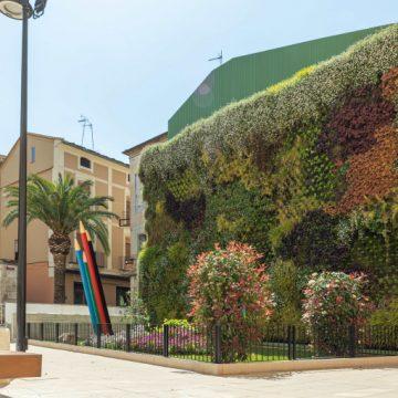 Ontinyent incrementa el seu patrimoni verd al crear en els últims 5 anys 39.400 m2 de zones enjardinades