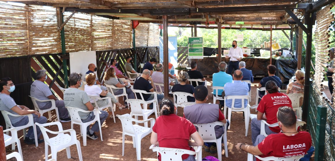 Oliva se suma a la celebració del Dia Mundial de l'Agricultura