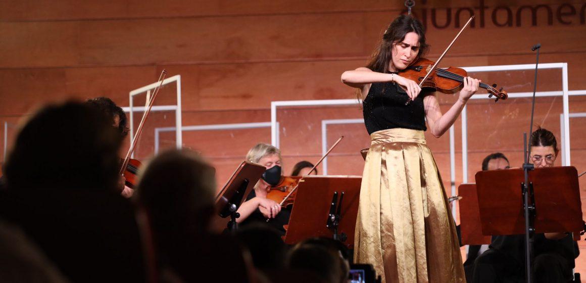 Alexis Hatch guanya la final del III Festival Internacional de Violí CullerArts