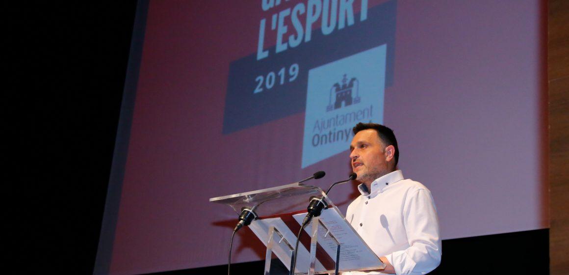 """La """"Gala de l'Esport"""" d'Ontinyent lliurarà els guardons de 2020 i 2021 coincidint amb la Setmana Europea de l'Esport"""