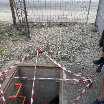 Sueca pateix una onada de robatoris de tapes de conductes subterranis