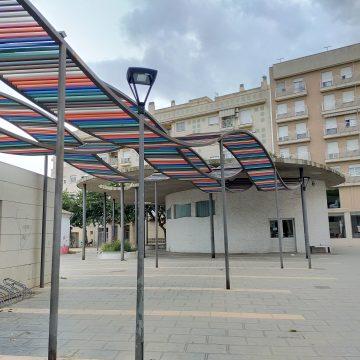 L'Ajuntament d'Oliva continua treballant l'eficiència energètica substituint les lluminàries actuals per lluminàries LED.
