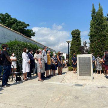 Bellreguard rescabala la memòria dels seus represaliats pel feixisme