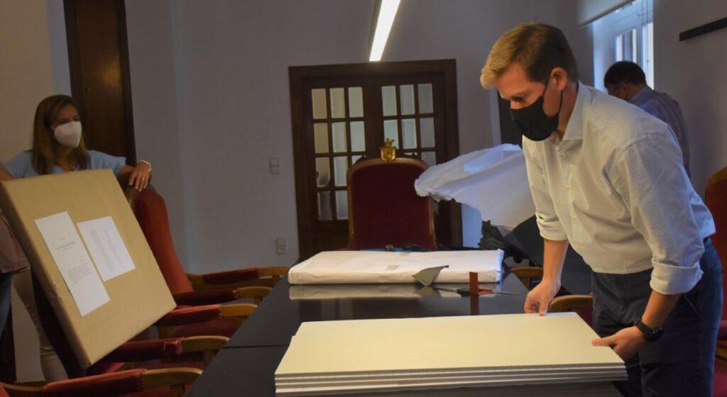 L'Ajuntament de Xàtiva rep els projectes finalistes per al disseny del futur Centre Raimon d'Activitats Culturals