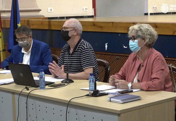 El Ple de l'Ajuntament de Carcaixent manifesta el seu desacord sobre el servei de Rodalies