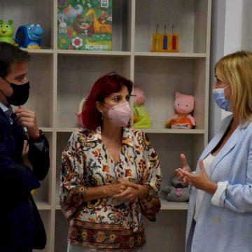 Entra en funcionament el nou punt de trobada familiar de Xàtiva