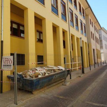 L'Ajuntament de Xàtiva adequa els espais educatius de la ciutat davant l'inici del curs escolar