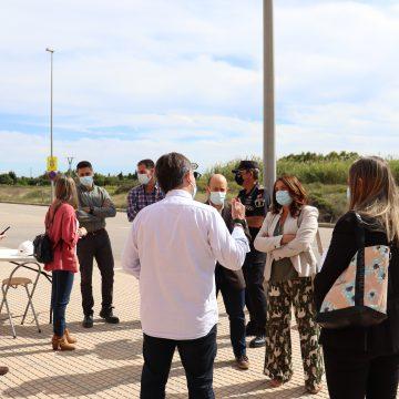 Oliva reprén aquesta setmana les obres de les noves dependències de la Policia Local