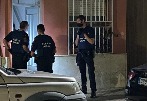 La Policia Local de Sueca deté als presumptes autors de robatoris en habitatges